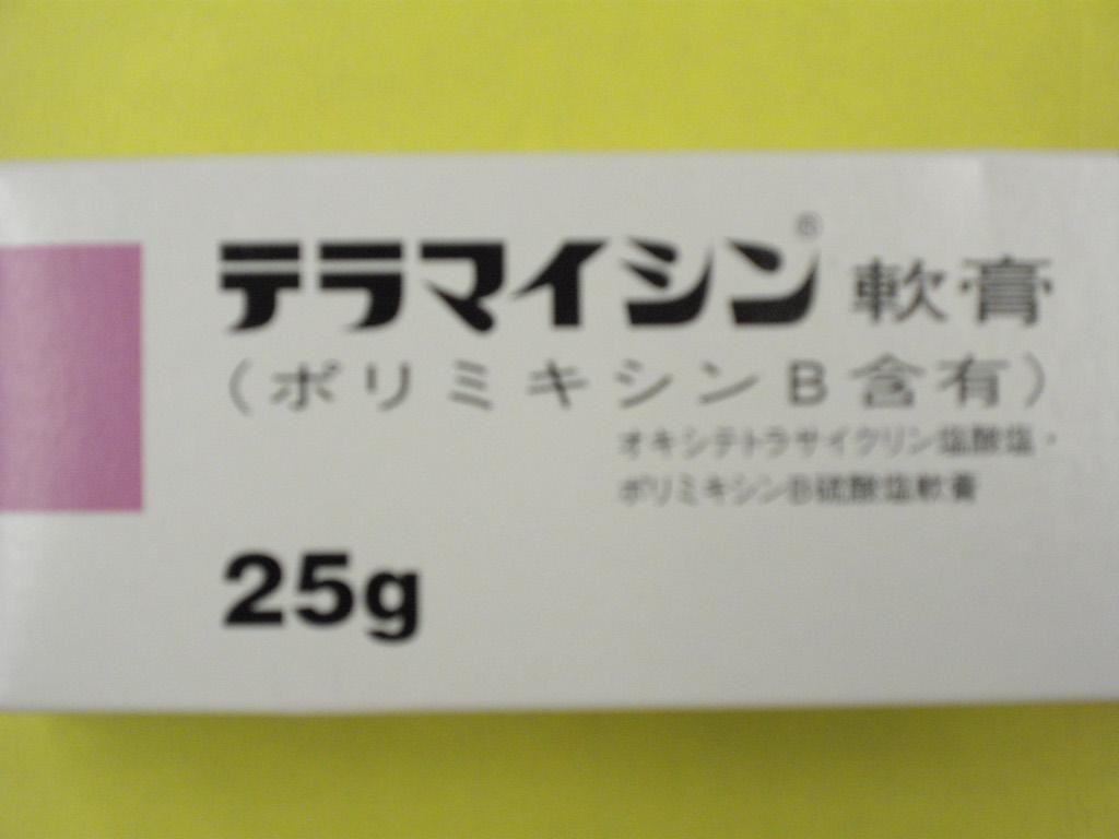 テラマイシン軟膏25g 開催中 安い 激安 プチプラ 高品質 第2類医薬品