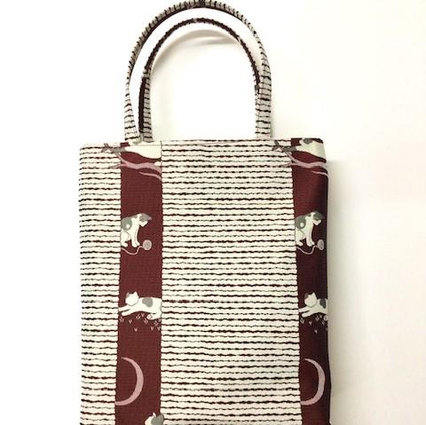 猫柄がかわいいおしゃれな手提げバッグ 猫柄おしゃれバッグ 女性 レディース バッグ かわいい 手提げバッグ 送料無料 低価格化 雑貨 輸入 猫柄