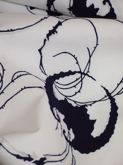 竺仙鑑製男物浴衣地 綿コーマ 白地 蝙蝠 こうもり に柳 竺仙浴衣綿コーマ蝙蝠送料無料smtb kky1613eWIY2EHD9