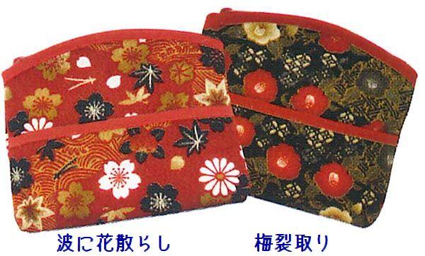 和柄ちりめんを和雑貨にしました ちょっとしたプレゼントにも最適です 入手困難 メール便対応 高い素材 日本製ちりめん和雑貨 友禅-蒔絵調 ティッシュポーチ -和装 和雑貨 和柄 着物 サニタリー- お守り 開運