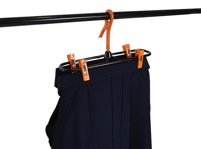袴的衣架 10P23Aug15