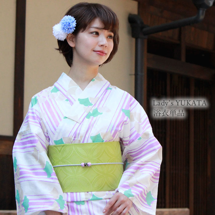 Kimonokyokomachi Only As For The Yukata One Piece Of Article Lady S
