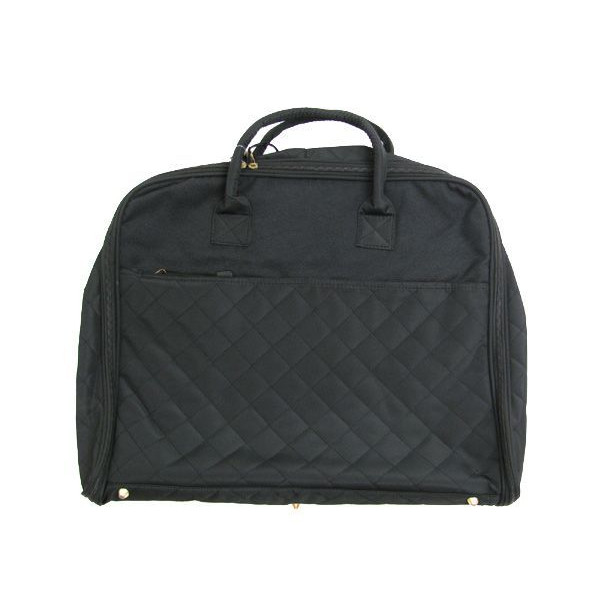着物一式が入る和装バッグ 着付け教室への持ち運びに便利 超目玉 贈り物 ■オプション専用■和装キルティングバッグ~黒