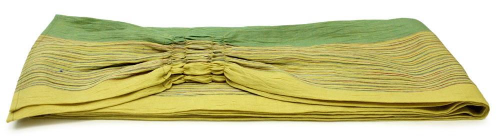 黄色浴衣欧比浴衣皮带女装皮带手仍然用可逆棉花朝日及 Kobo 和服腰带绑蝴蝶结剪裁