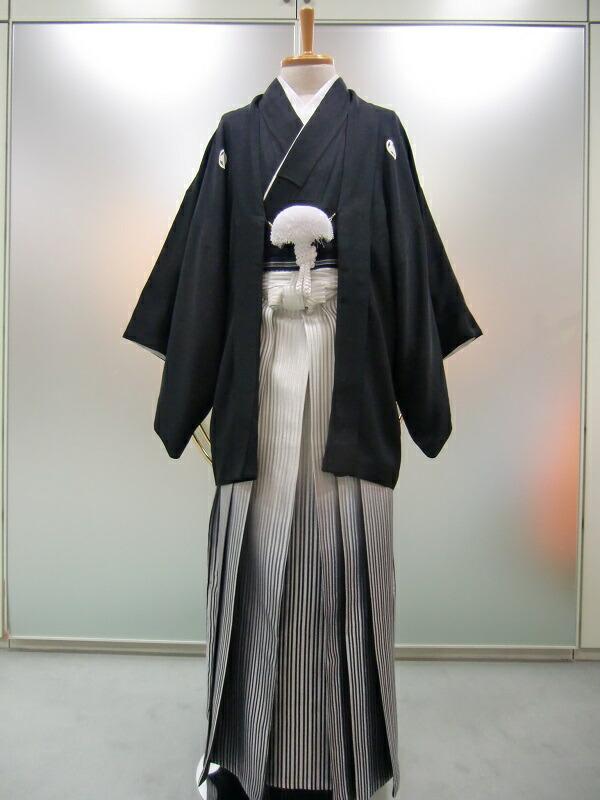 【クーポン】【レンタル】成人式 紋付 結婚式 ブライダル 格式ある神前式におすすめ!紋付き 羽織袴レンタル