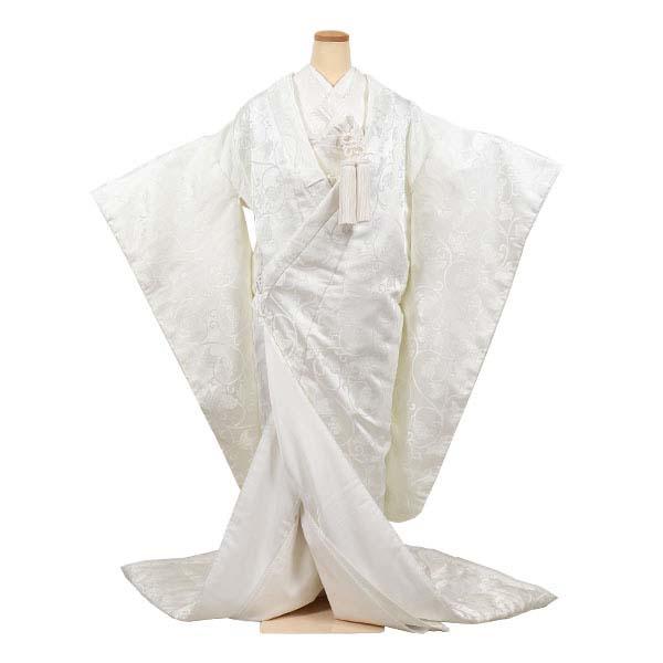 【白無垢・紋付フルセット】白無垢|レンタル|結婚式|レンタル着物|フルセット|和装|貸衣装|紋付袴|花嫁衣装|和服|和婚|新郎|新婦|衣装レンタル|ブライダル|神前式|神社|安い|往復送料無料