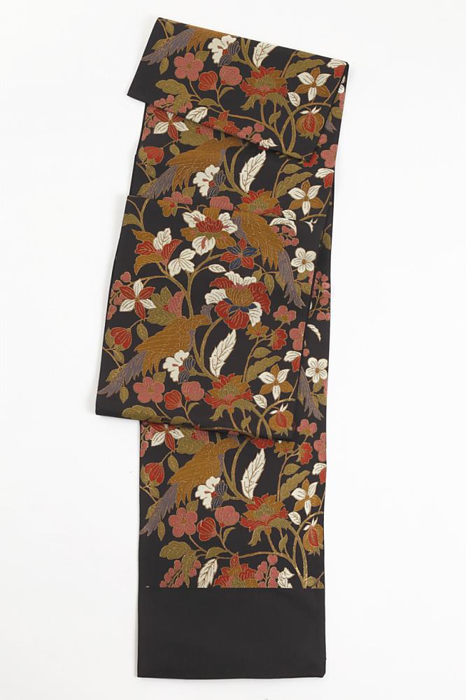 西陣織 正絹袋帯fo-014