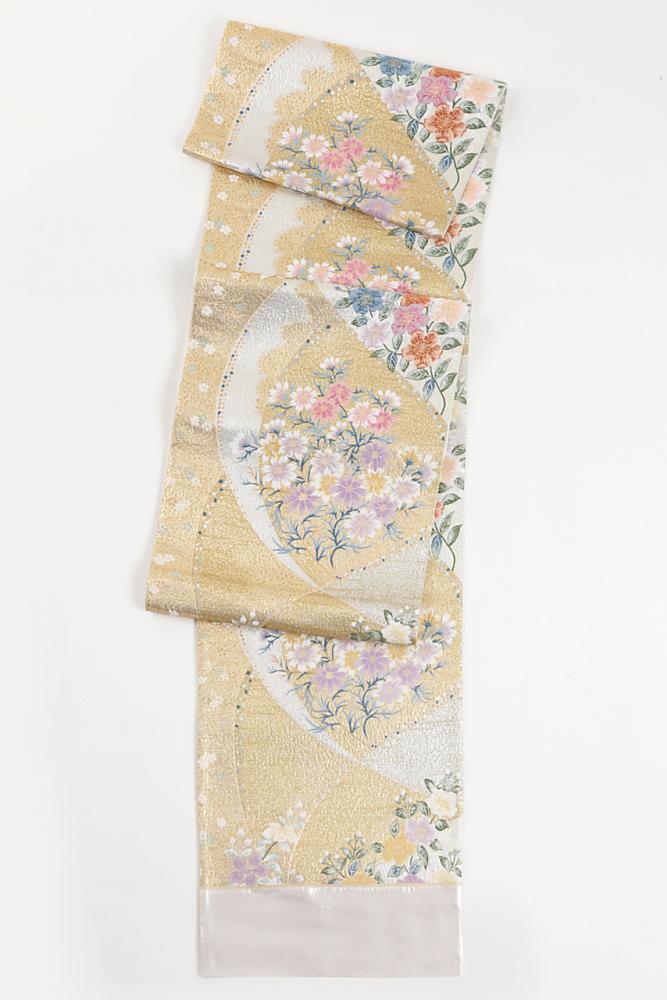 西陣織 正絹袋帯fo-026