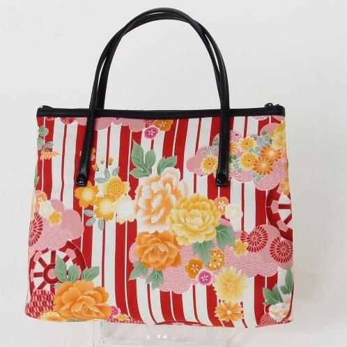 オシャレきものバッグ 送料無料 きものバック バッグ お茶席 即出荷 新色追加して再販 お稽古 茶席 着物バック おしゃれ 和装バッグ