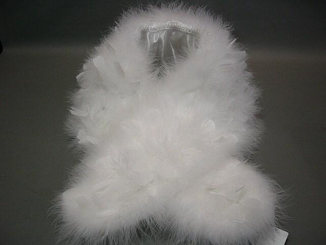スーパーセール ふわふわ 振袖用羽毛ショール 白 成人式 ショール ストール 振袖 直営ストア 襟巻 当店限定販売