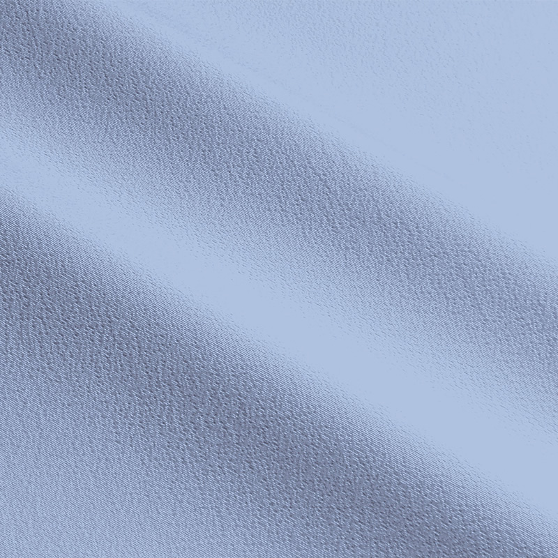 色無地 着物 kyo 【お取寄せ】【 フルオーダー お仕立て付 】【  】【 SALE対象外 】【 安心サポート 】 「きょうからきもの kyo」 iromuji 色無地 縮緬(引染工程)「chirimen:淡藤色」現代にあったリアルクローズなきもの