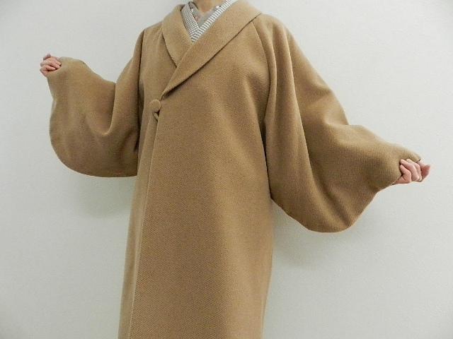 アンゴラ 和装コート高級品 和装コート