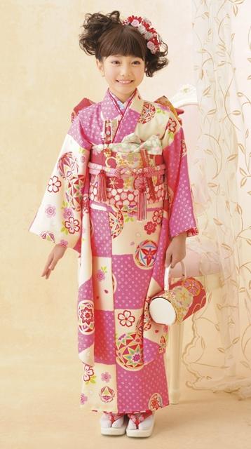 式部浪漫の七五三七歳 女児 きもの【SHIKIBU ROMAN】コレクション激安セール開催中