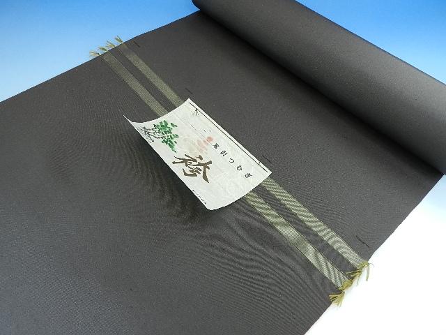 男 正絹 紬袴 茶系絹100パーセント日本製オーダー仕立込み馬乗り仕立て込み男性用はかま正絹でこの金額は見逃せない