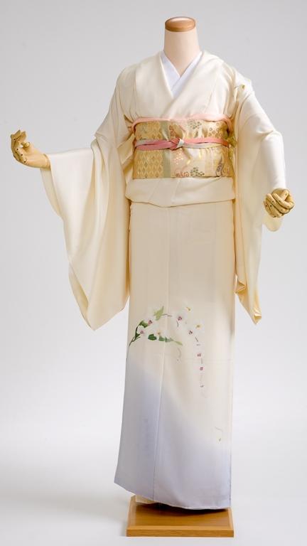特選 訪問着正絹 未仕立て訪問着本加賀友禅の訪問着逸品がこの金額!この金額なら何枚でもほしくなる!