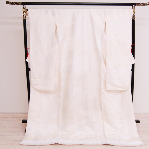 婚礼衣装 リサイクル着物 白無垢 shiro-0107 【中古】 白無垢 白打掛 白打ち掛け 白打掛け 花嫁衣裳 和装婚礼衣装 ブライダル ウエディング