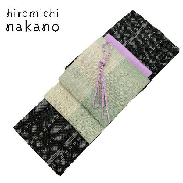 【Lサイズ】ナカノ ヒロミチ 絽 夏きもの4点セット ro-192 夏きもの 夏着物 絽きもの コーディネートセット z