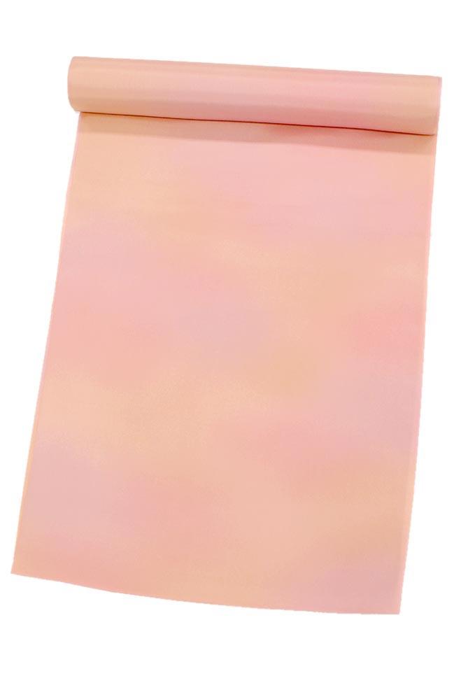 正絹京染め羽二重肩裏地「暁雲ぼかし・鴇桜」(25)コート裏・羽織裏