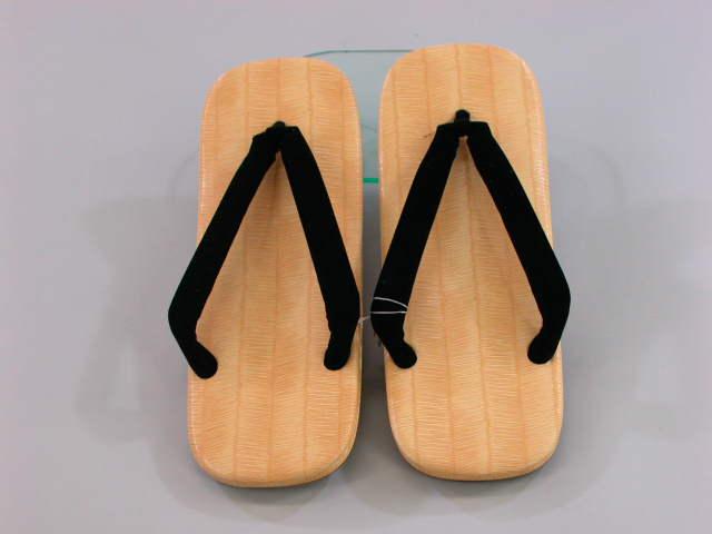 雪駄 履物草履 靴 男 30cm 4L 羽織 袴牛革底 No.7033