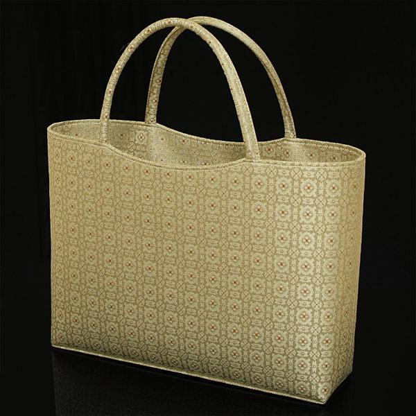 手提げ大着物用バッグ 和装バッグ お誂え 着物用和装手提げバッグ天溝大 お稽古バッグ オーダーメイド 日本製 ご希望の生地から製造いたします。【メール便対応不可】