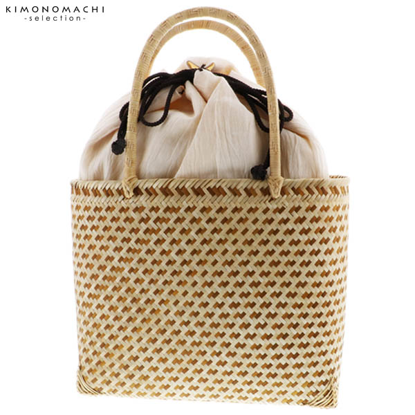 It Is A Basket Drawstring Purse Hemp Bag For Bamboo Unbleached Plain Fabric Summer Festival