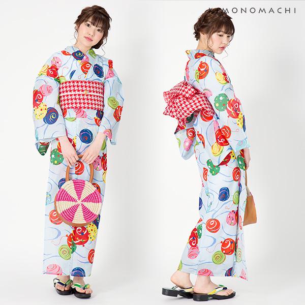 b93456f38d1b Kyoto Kimonomachi  KIMONOMACHI yukata set