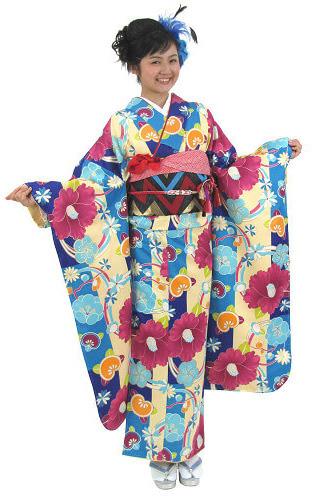 【レンタル】振袖レンタル フリーサイズ 5313
