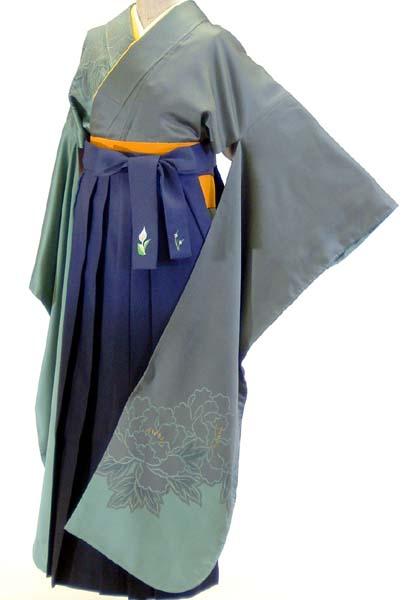 【レンタル】袴レンタル フリーサイズ 5304