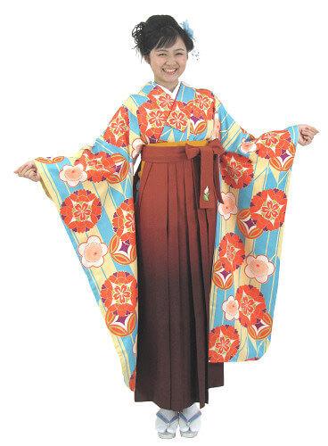 【レンタル】袴レンタル フリーサイズ 5314