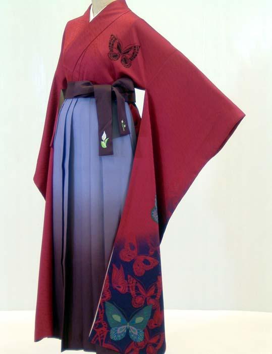【レンタル】袴レンタル L 5506