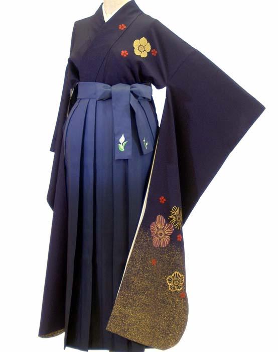【レンタル】袴レンタル L 5508