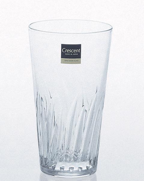 【業務用】《日本製》クレセント 10タンブラー (310ml) 72個セット【HS】【強化グラス】