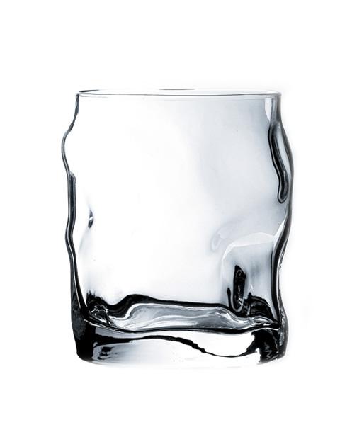 ちょっと変わったグラスをお探しの方に Bormioli Rocco ソルジェンテ420オールド ロックグラス ウイスキー おしゃれ バー デザイン おすすめ ブランド 韓国雑貨 紙 珍しい形 変わったグラス 激安挑戦中 BO-234 モヒート おもしろい 潰れたような 変な形 好評受付中 持ちやすい イタリア製 カクテル ヨーロッパ雑貨 水みたい グラス