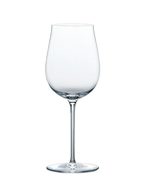 《日本製》掌[たなごころ] ワインS (450ml)【クリスタル グラス】