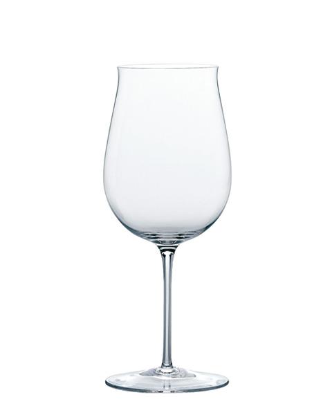 《日本製》掌[たなごころ] ワイン(L) (620ml)【クリスタル グラス】