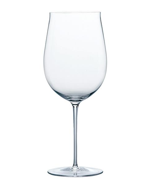 《日本製》掌[たなごころ] ボルドー (900ml)【クリスタル グラス】