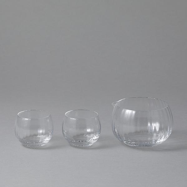 《日本製》Mai 酒器揃【KIMOTO GLASS】【made in japan】【グラス】【盃】【日本酒】【冷酒杯】【片口】