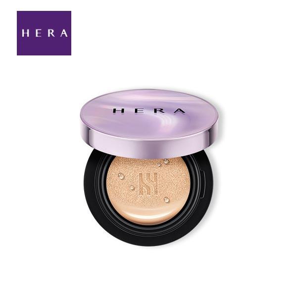 HERA(ヘラ)UV ミスト クッション カバー SPF50+/PA+++ リフィル 15g 本品15g 韓国コスメ 全6色 送料無料 ファンデーション ブライトニング 紫外線遮断