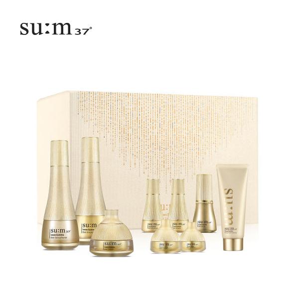 sum37 スム LOSEC Summa SET/LOSEC Summa 3点 企画SET 宅配便送料無料商品(一部地域別途送料) 韓国コスメ スキン 化粧水 エマルジョン 乳液 クリーム サンプル プレゼント 3種セット