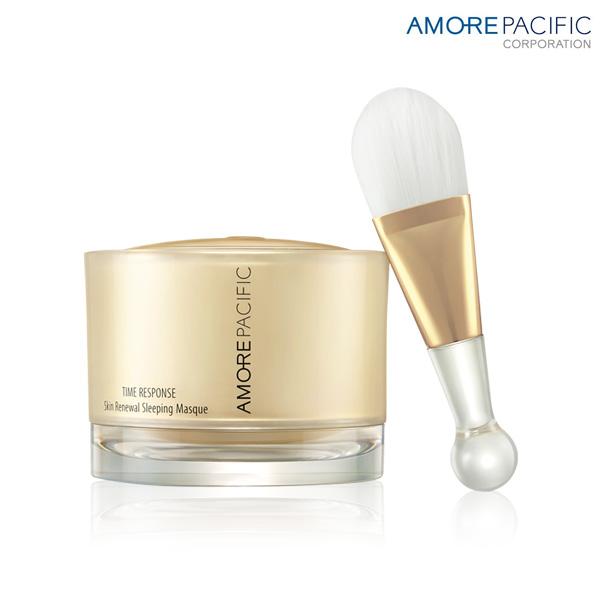 【送料無料(北海道、東北、沖縄、離島は別途送料)】高級韓国コスメ『AMORE PACIFIC(アモーレパシフィック)』タイム レスポンス スキン リニューアル スリーピング マスク(TIME RESPONSE Skin Renewal Sleeping Masque)50ml