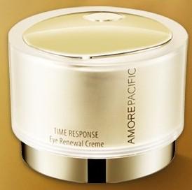 高級韓国コスメ『AMORE PACIFIC(アモーレパシフィック)』タイムレスポンス アイリニューアルクリーム15ml/AMOREPACIFIC Time Response Eye Renewal Cream
