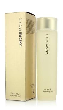 高級韓国コスメ『AMORE PACIFIC(アモーレパシフィック)』 アモーレパシフィック タイムレスポンス スキン リニューアルトナー 200ml/AMOREPACIFIC Time Response Skin Renewal Toner