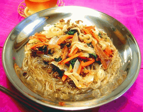 定番から日本未入荷 韓国惣菜で一番はこれ 300g チャプチェ バーゲンセール お取り寄せ 韓国はるさめ 韓国食材