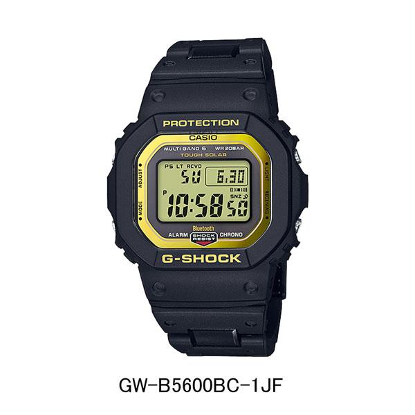 カシオ腕時計/G-SHOCK GW-B5600BC-1JFソーラー電波時計(MULTI BAND6)メーカー1年保証 正規品 CASIO