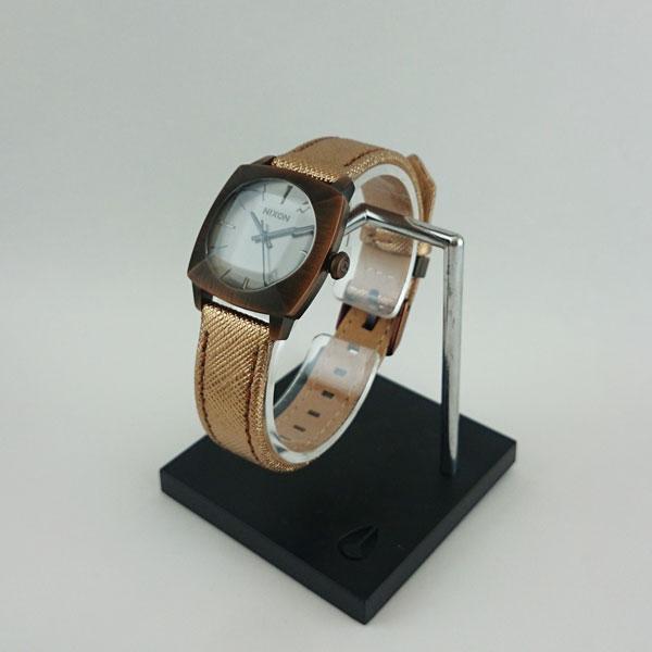正規品 ニクソン腕時計 Luca/Antique Copper(レディス)/NA401894-00メーカー2年保証 NIXON 腕時計