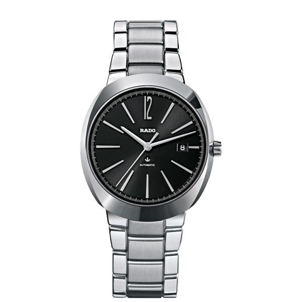 正規品 ラドー腕時計 R15.329.15.3Dスター(メンズ)D-Star/黒文字盤/SSブレスレットメーカー2年保証 RADO-R15329153【送料無料】【プレゼント対象】