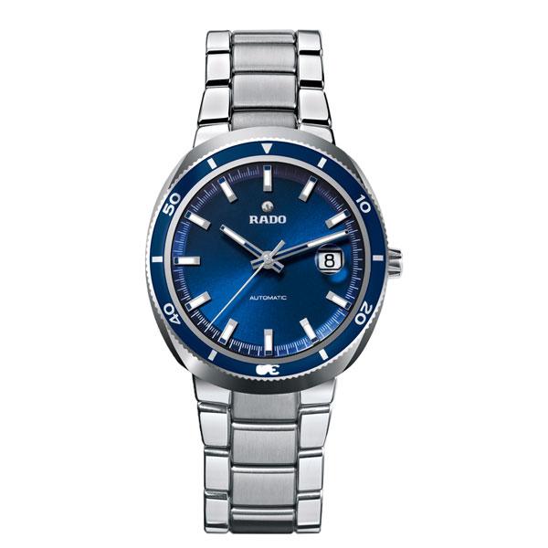 正規品 ラドー腕時計 R15.960.20.3Dスター(メンズ)D-Star/青文字盤・SSブレスレット/メーカー2年保証 RADO-R15960203【送料無料】