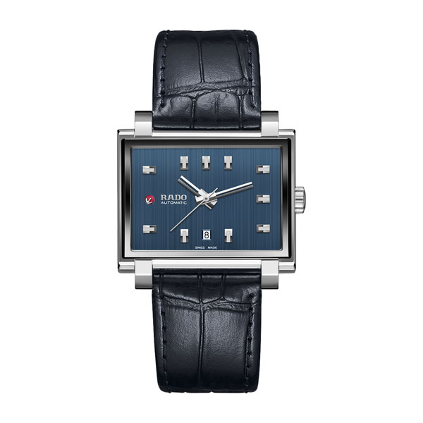 正規品 ラドー腕時計 R33019215(自動巻き)ラドー トラディション1965(世界限定1965本)青色文字盤/濃青色レザーバンドメーカー2年保証 Rado Tradition 1965【送料無料】【プレゼント対象】