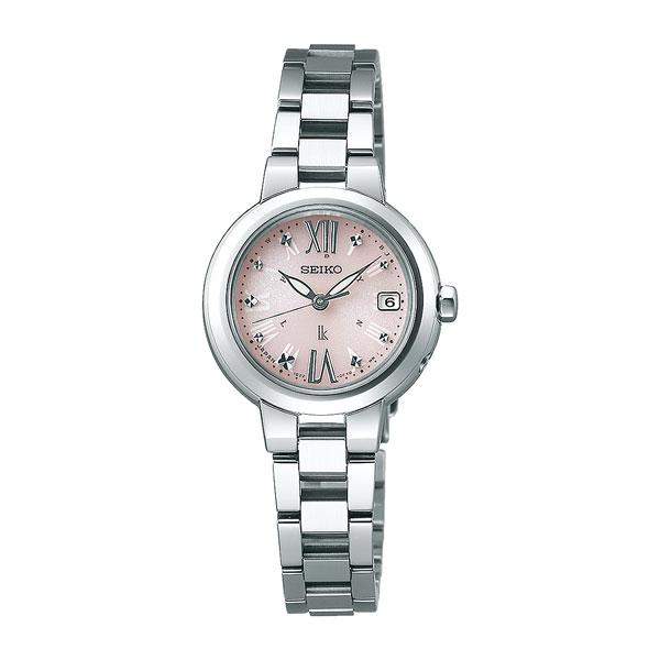セイコー腕時計・SSVW137・ルキア(LUKIA)/ソーラー電波時計(レディス)/メーカー1年保証/正規品/ SEIKO/LUKIA【送料無料】
