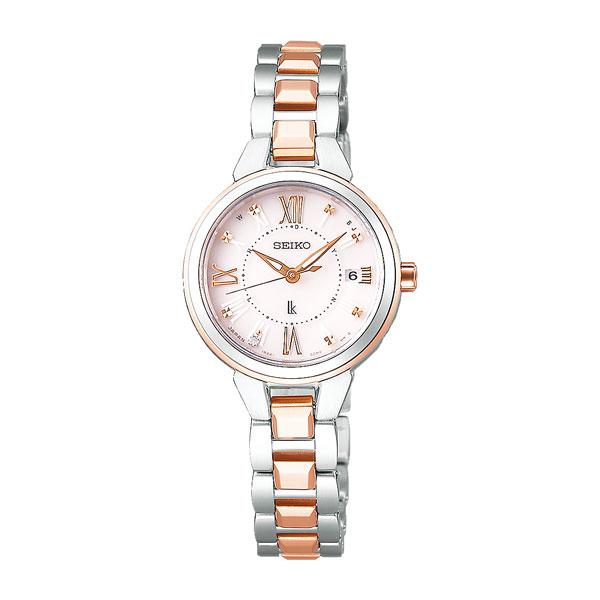 セイコー腕時計・SSVW146・ルキア(LUKIA)Lady Diamond/ソーラー電波時計(レディス)/メーカー1年保証/正規品/SEIKO/LUKIA【送料無料】